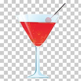 Cocktail Garnish Martini Cosmopolitan Wine Cocktail PNG