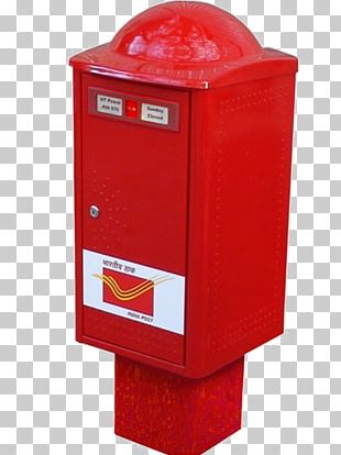 Post Box Letter Box Mail India Post Post-office Box PNG