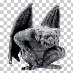 Gargoyle Figurine Statue Sculpture Action & Toy Figures PNG