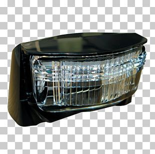 Light-emitting Diode Vehicle License Plates Headlamp PNG