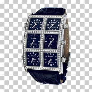 Watch Strap IceLink Goldstone Time Zone PNG