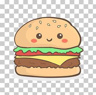 Cheeseburger Hamburger French Fries Whopper Fast Food PNG