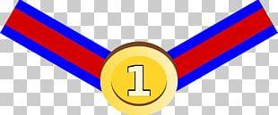 Gold Medal Silver Medal Award PNG