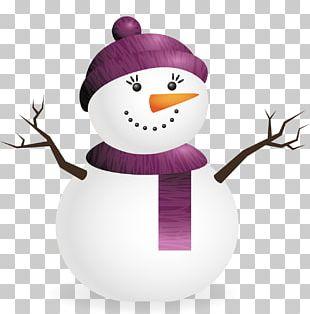 Santa Claus Christmas Greeting Snowman Child PNG