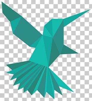 9 Birds Paper Crane Origami PNG