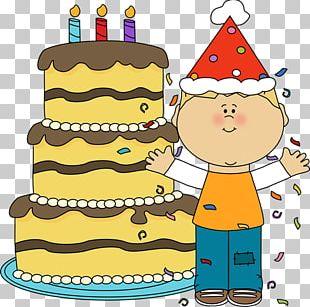 Birthday Cake Confetti Cake PNG
