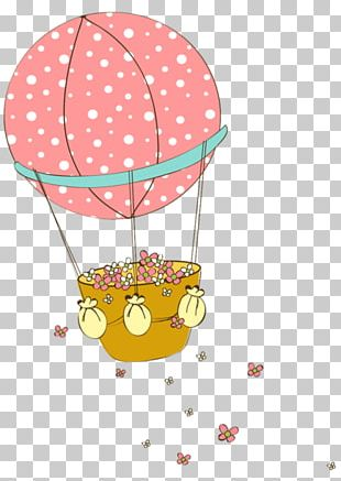 T-shirt Hot Air Balloon PNG