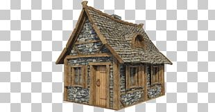House 3D Computer Graphics PNG