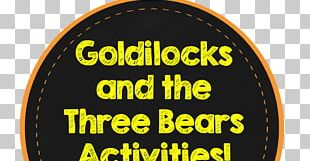 Goldilocks And The Three Bears/Three Little Pigs Logo Brand PNG