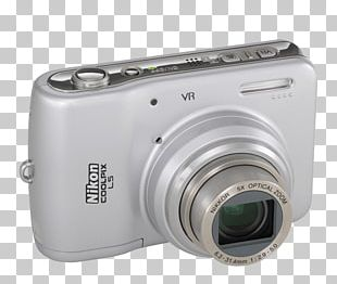 Nikon Coolpix L5 Nikon Coolpix L6 Camera Photography PNG