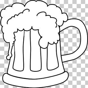 Beer Glassware Mug PNG
