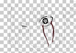 Sasuke Uchiha Art Naruto Sketch PNG