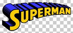 Superman Vintage Logo PNG