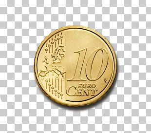 10 Cent Euro Coin 10 Euro Note Euro Coins PNG