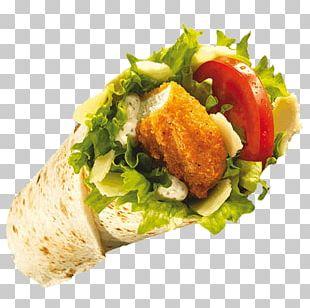 Caesar Salad Hamburger Makizushi Sushi McDonald's Chicken McNuggets PNG