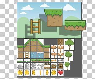 Tile-based Video Game Platform Game Side-scrolling Cartoon PNG