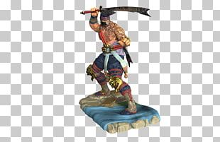 Killer Instinct Jago Fulgore Model Figure Video Game PNG