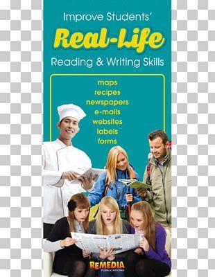 Public Relations Banner Human Behavior Child Reading PNG