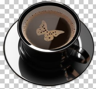 Coffee Cup Latte Cafe Breakfast PNG