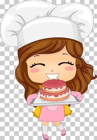 Baker Cartoon Chef PNG