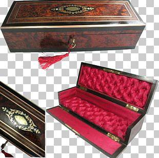 Box Casket Inlay Wood Veneer PNG