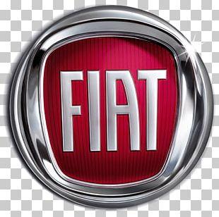 Fiat Car Logo Brand PNG