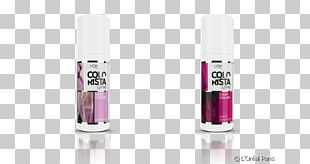 Hair Coloring L'Oréal Colorista Temporary Color Spray LÓreal Hair Spray PNG
