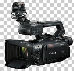 Canon XF405 Canon XF400 Video Cameras Camcorder PNG