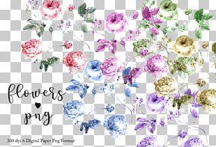 Flower Floral Design Art PNG