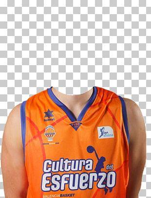 Valencia BC Basketball Player Liga ACB Jersey PNG