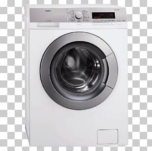 Washing Machines AEG L85470SL Clothes Dryer AEG 2. Wahl / LAVAMAT L6FB50470 7Kg PNG