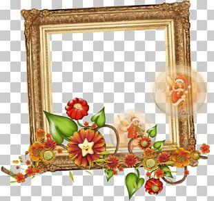 Frames Floral Design Flower Centerblog PNG