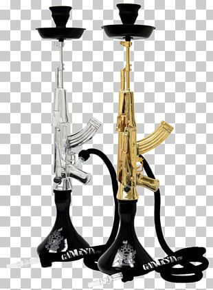 Hookah Tobacco Pipe Amazon.com Gold Electronic Cigarette PNG