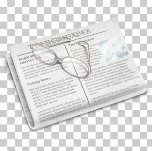 Text Material Paper PNG