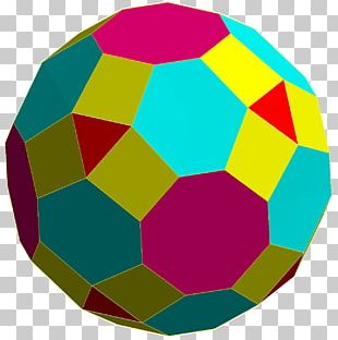 Symmetry Circle Ball Pattern PNG