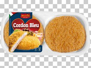 Cordon Bleu Schnitzel Milanesa Ham Fast Food PNG