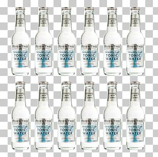 Glass Bottle Mineral Water Tonic Water Beer Bottled Water PNG