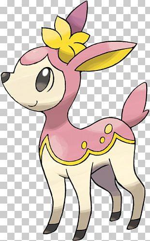 Pokemon Black & White Pokémon GO Deerling Sawsbuck PNG