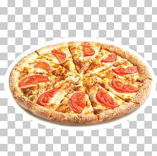 Sicilian Pizza Italian Cuisine Gouda Cheese European Cuisine PNG
