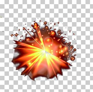 Explosion Halo PNG