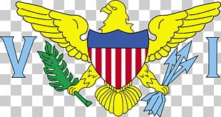 Flag Of The United States Virgin Islands PNG