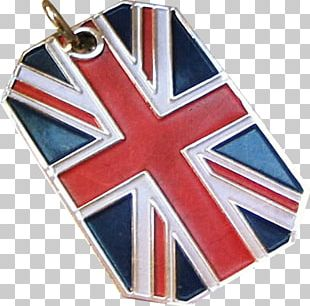 Great Britain Flag Of The United Kingdom Charms & Pendants Necklace PNG