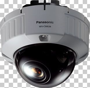 Panasonic Kamera WV-CW634SE Closed-circuit Television IP Camera Pan–tilt–zoom Camera PNG