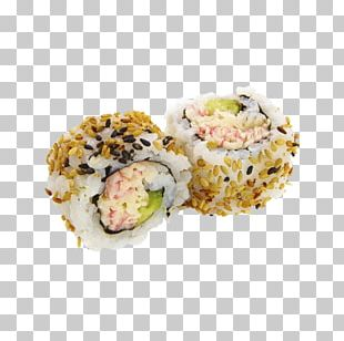 California Roll Gimbap Sushi Recipe 07030 PNG