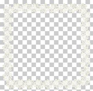 Frames Lace Line Pattern PNG
