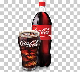 Coca-Cola Fizzy Drinks Diet Coke Carbonated Water PNG