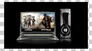 Graphics Cards & Video Adapters Gears Of War 4 GeForce 10 Series Nvidia PNG