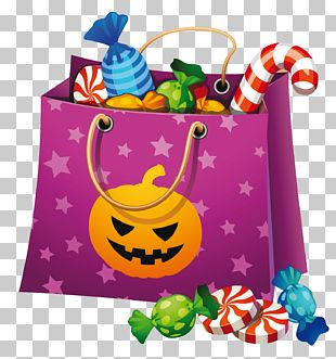 Halloween Candy Corn PNG