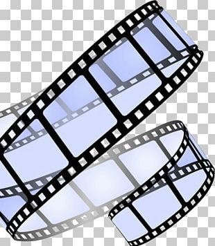 Photographic Film Reel Movie Camera PNG