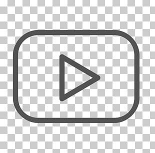 YouTube Play Button Computer Icons Social Media Logo PNG